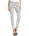 MICHAEL Michael Kors Petite Jeans, Skinny Floral-P