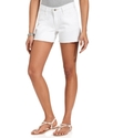Levi's Shorts, Straight-Leg Denim, White Reflectio