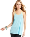 Top Juniors Top, Sleeveless Racerback Tank