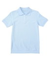 Boys Short Sleeve Pique Polo
