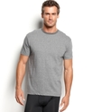 Men&#39;s Underwear, Stripe Crew Neck T Shirt