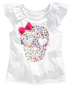 Kids Shirts, Little Girls Short-Sleeved Tees