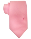 Susan G. Komen Tie, Solid with Ribbon