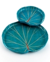 Trays, Set of 2 Tea Leaf Nesting Trays