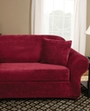 Slipcovers, Stretch Royal Diamond 2-Piece Sofa Cov
