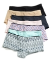 Boyshort, Preferred by Rachel Zoe Modal Boyshort 2