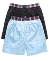Men's Underwear, Signature Pattern Boxer