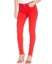Levi&#39;s Jeans, Skinny-Leg Jeggings, Hibiscus Red Wa