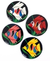 Coasters, Set of 4 Agwe
