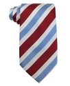 Donald Trump Tie, Jaguar Stripe Silk