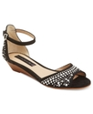 STEVEN by Steve Madden Shoes, Tippsy Wedge Sandals