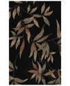 Dalyn Area Rug, Studio SD4 Black 3'6  X5'6