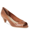 Shoes, Soria Peep Toe Pumps Women's Shoes