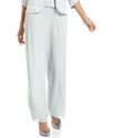 Pants, Wide-Leg Chiffon