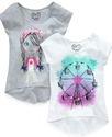 Belle du Jour Kids T-Shirt, Girls Graphic Tee
