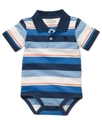 Baby Bodysuit, Baby Boys Polo Bodysuit