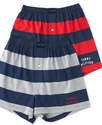 Men's Underwear, Rugby Striped Boxer