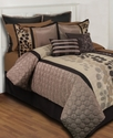 Sydney 24 Piece Queen Comforter Set Bedding