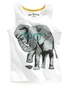 Kids Shirt, Little Boys 3D T-Rex Tank