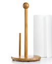 Paper Towel Holder, Bamboo