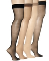 Sheer Hosiery, All Day Sheer Thigh High