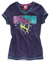 Kids T-Shirt, Girls Graphic Tee