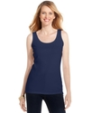 Signature Top, Sleeveless Tank