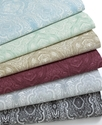 Paisley 300 Thread Count 6 Piece California King S