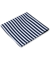 Pocket Squares, Nautical Stripe