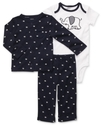 Carter's Baby Set, Baby Boys 3-Piece Elephant Card