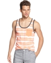 T-Shirt, Zig-Zag Pocket Tank