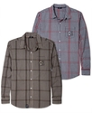 Shirt, Luciano Plaid Shirt