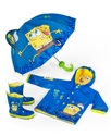 Kids Rain Gear, Toddler and Little Boys SpongeBob