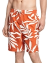 Caribbean Joe Swimwear, Abaco 8   Printed Volley S
