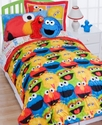 Sesame Street Full Sheet Set Bedding