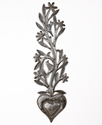 Wall Decor, Metal Vertical Jewelry Tree