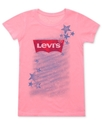 Levi's Kids T-Shirts, Girls Graphic Tees