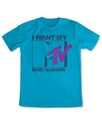 Short Sleeve Shirt, MTV Graphic T Shirt