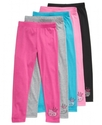 Kids Leggings, Little Girls Basic Leggings