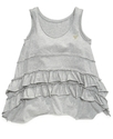 GUESS Kids Shirt, Girls Ruffled Tank Top