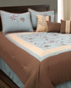 Belle Marine 7 Piece King Comforter Set Bedding