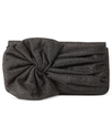 Handbag, Oversized Bow Clutch