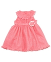 Baby Dress, Baby Girls Special Occasion Ruffle Dre