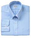 Dress Shirt, Slim-Fit No-Iron Pinpoint