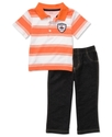 Carter's Baby Set, Baby Boys Polo and Knit French