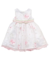 Baby Dress, Baby Girls Embroidered Floral Special 