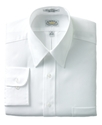 Dress Shirt, No-Iron Pinpoint
