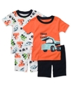 Carter's Baby Set, Baby Boys Four-Piece Cotton Tou