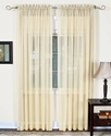 Elrene Window Treatments, Mystic Sheer 48   x 84