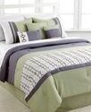 Cheshire 7 Piece Queen Comforter Set Bedding